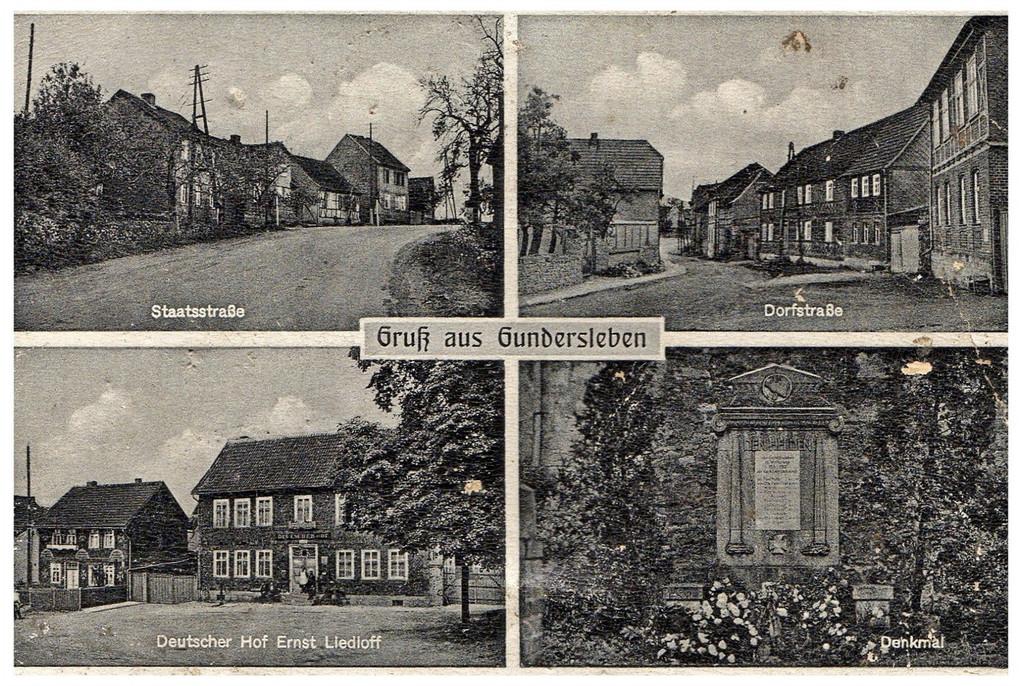 Postkarte anno  19..