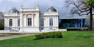 Le Musée Boverie d'art moderne, rénové entièrement en 2016, qui accueille des expositions prestigieuses