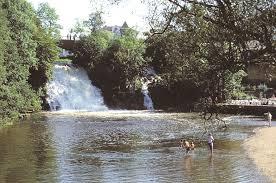 La cascade de Coo, en province de Liège, où chaque Liégeois est venu enfant