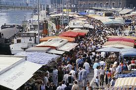 Le marché dominical de La Batte, l'un des plus grand d'Europe