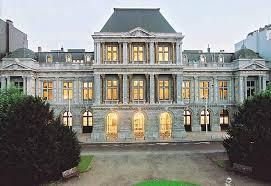 Le Conservatoire de Liège, siège de l'Orchestre philharmonique. Les Liégeois y sont très fidèles