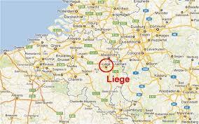 Liège, au coeur de l'Europe, passage Est-Ouest, entre Allemagne et France