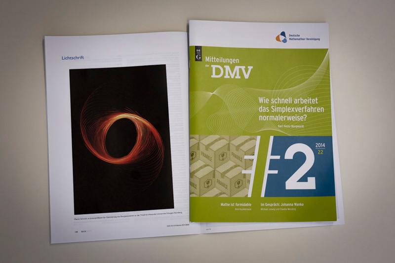 Lichtschrift in der DMV (Copyright Martin Schmidt, Fotograf für Schwarz-Weiß Fine-Art Architektur- und Landschaftsfotografie aus Nürnberg)
