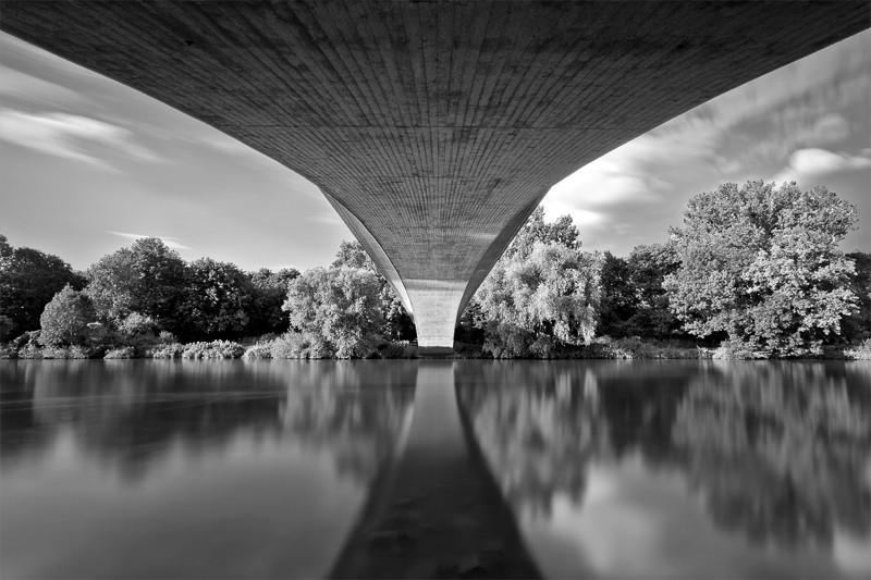 Dornröschenbrücke Hannover Linden (Copyright Martin Schmidt)