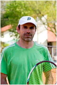 Trainer Markus Barth