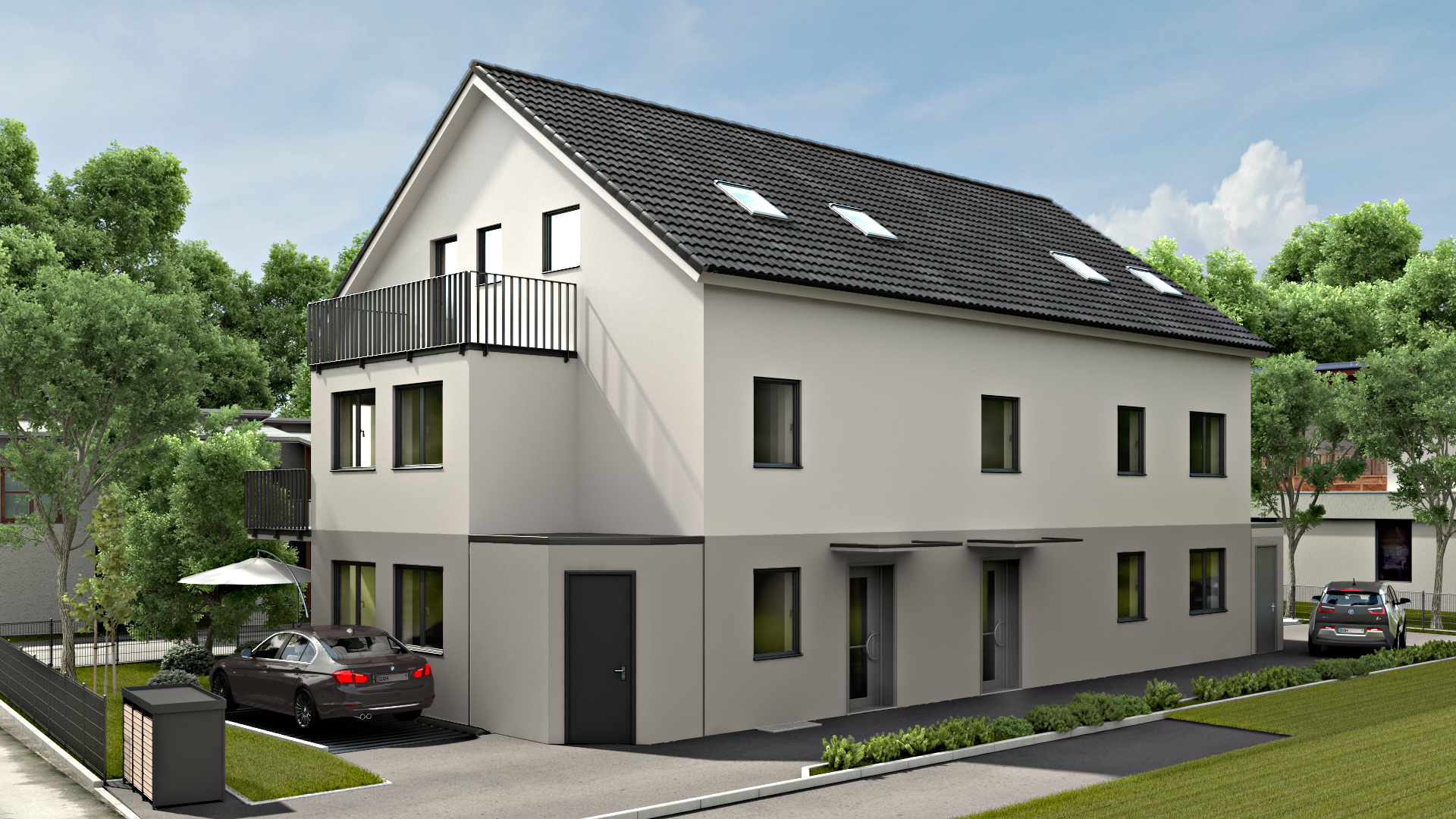 Immobilienvisualisierung