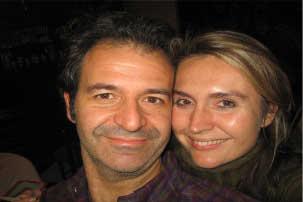Denise en Pedro