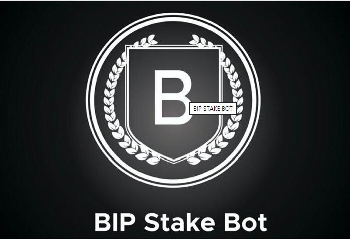Bip Stake Bot обзор бота для заработка криптовалюты bip