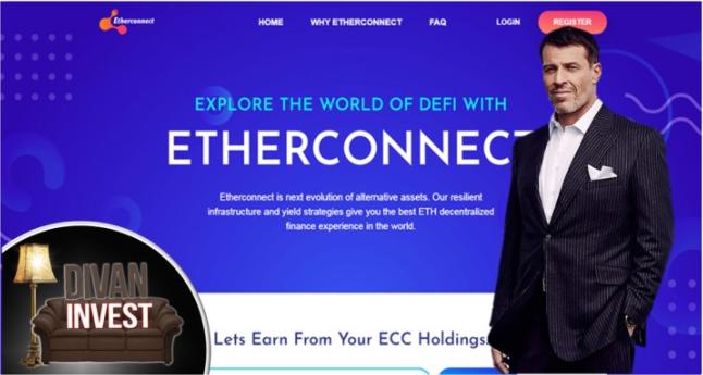 ETHERCONNECT – ОТЗЫВЫ И ОБЗОР ПРОЕКТА ОТ ТОПОВОЙ АДМИНИСТРАЦИИ