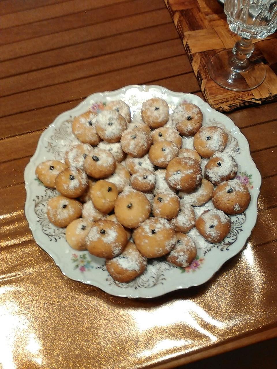 Couraiebe, dolcetti egiziani