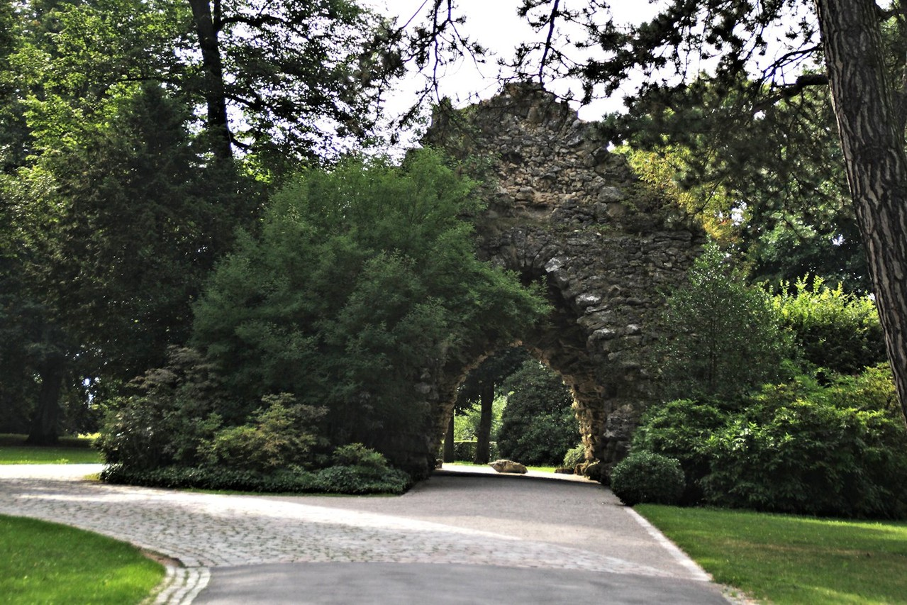 Park der Eremitage