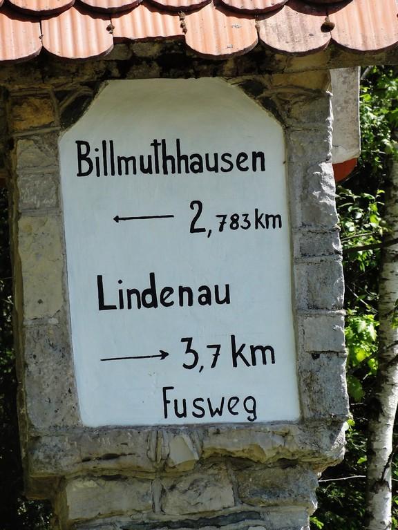 Fusweg...hä...ok