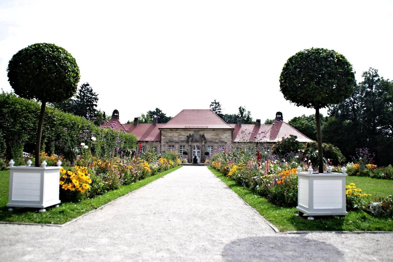 Eremitage, Altes Schloss