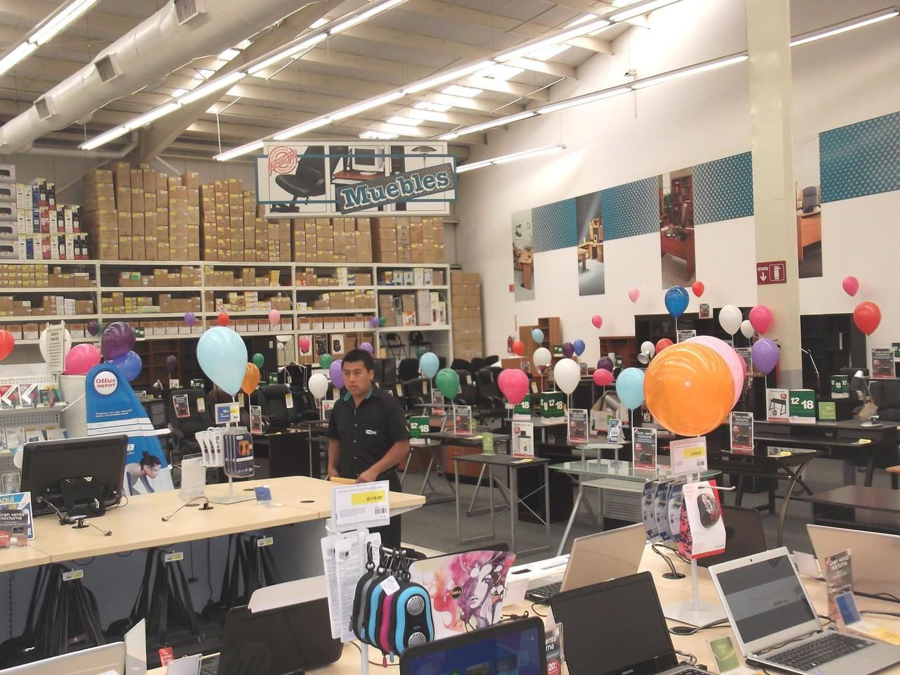 Office Depot le ofrece un amplio surtido en productos de librería y tecnología.