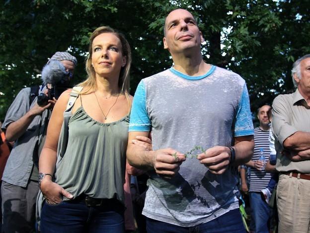 Varoufakis, Stratou, Griechenland, Schäuble, Merkel, AincaArt, Ainca Gautschi-Moser, Foto und Text, Writer, Photographer, www.aincaart.ch, Quersatz,