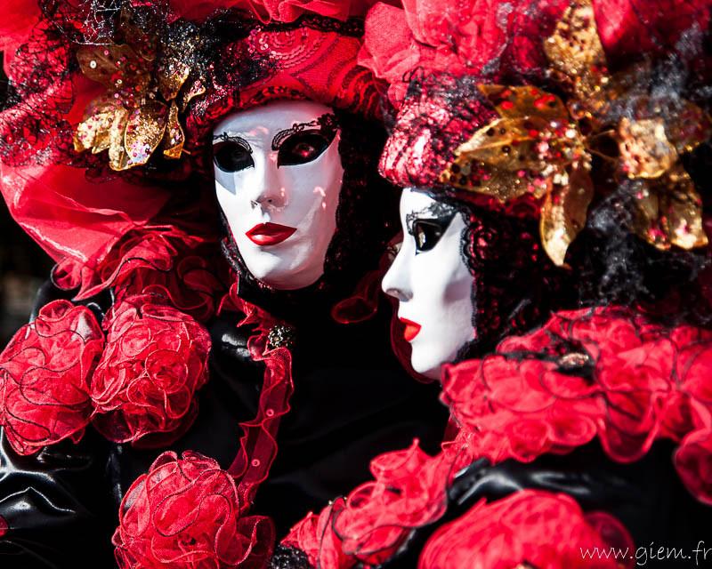 Annecy carnaval vénitien 2015