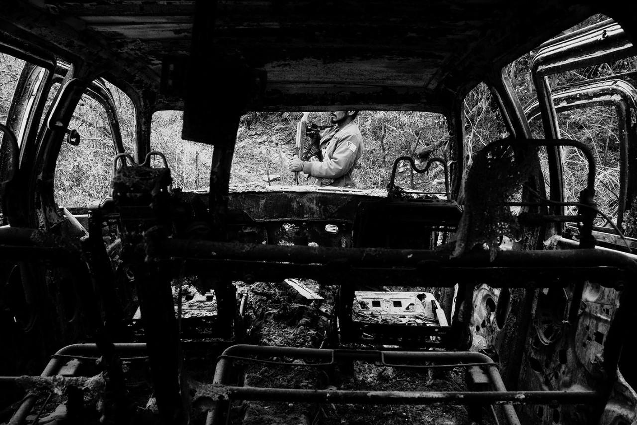 亀山亮写真展「メキシコ・日常の暴力と死」