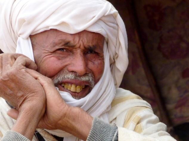 Vous ferez la rencontre de nomades berbères