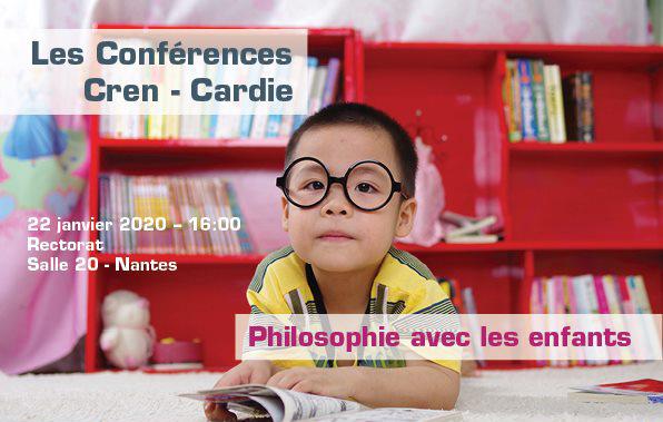 Chaire UNESCO philosophie pour enfants.