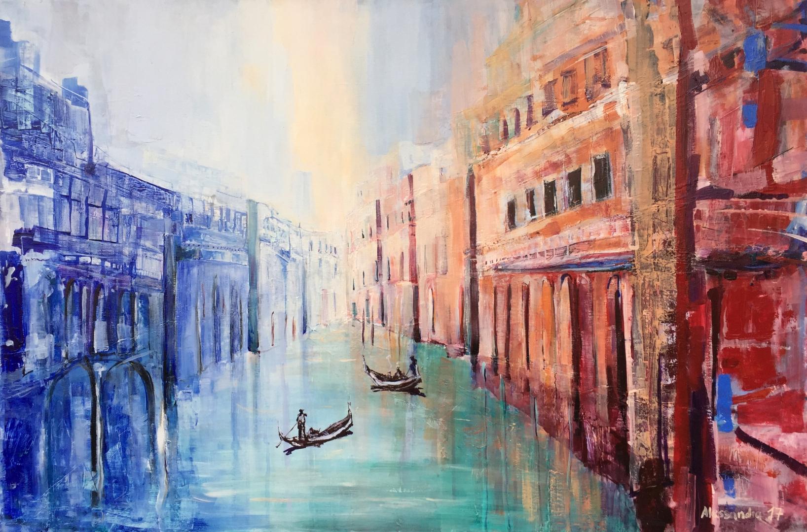 Venice 120x80 cm