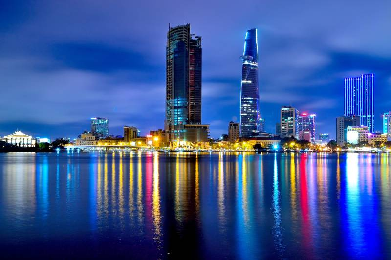 Things to do at night in Ho Chi Minh