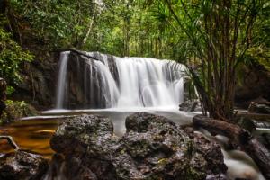 suoi thanh waterfall