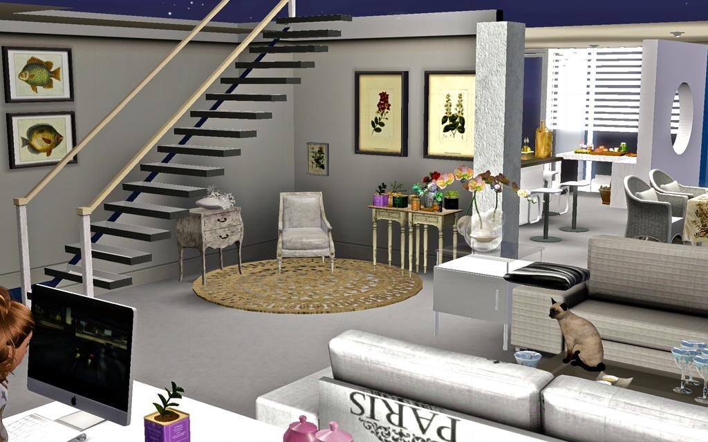 Idee Maison Les Sims 4