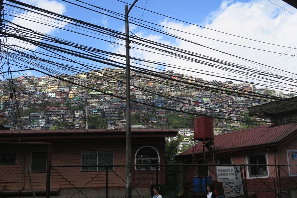 Baguio City zeigt seine vielen Facetten.