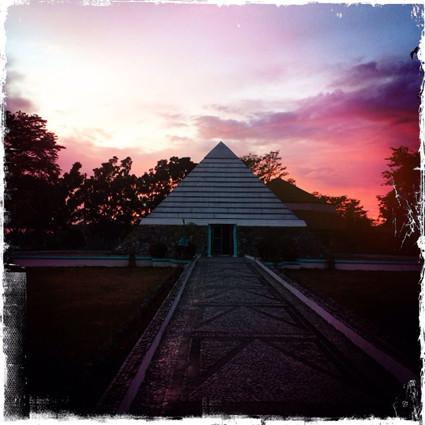 Die Pyramide von Asien – ein besonders kraftvoller Ort.