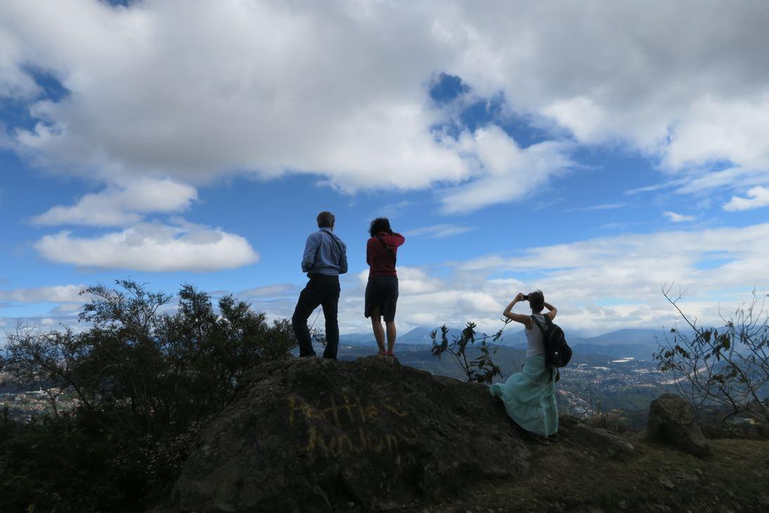La Presa, seit kurzem erst der Öffentlichkeit zugänglich.