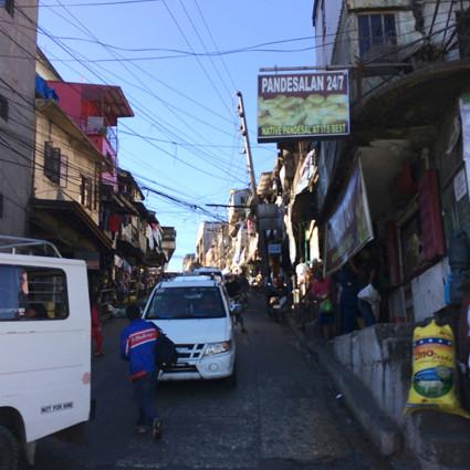 Irgendwo in Baguio.