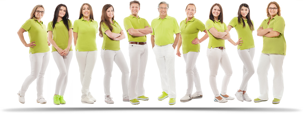 Team Dental practice Dr. Rathgeber Aalen