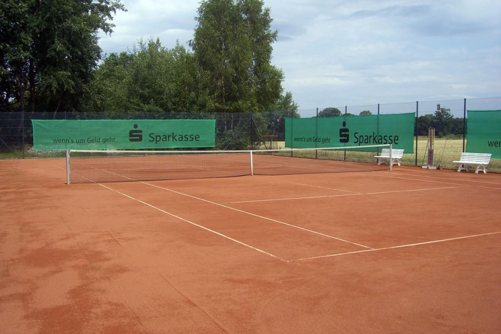 Tennis-Platz Nr.  3