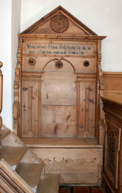 Predigt-Stuhl