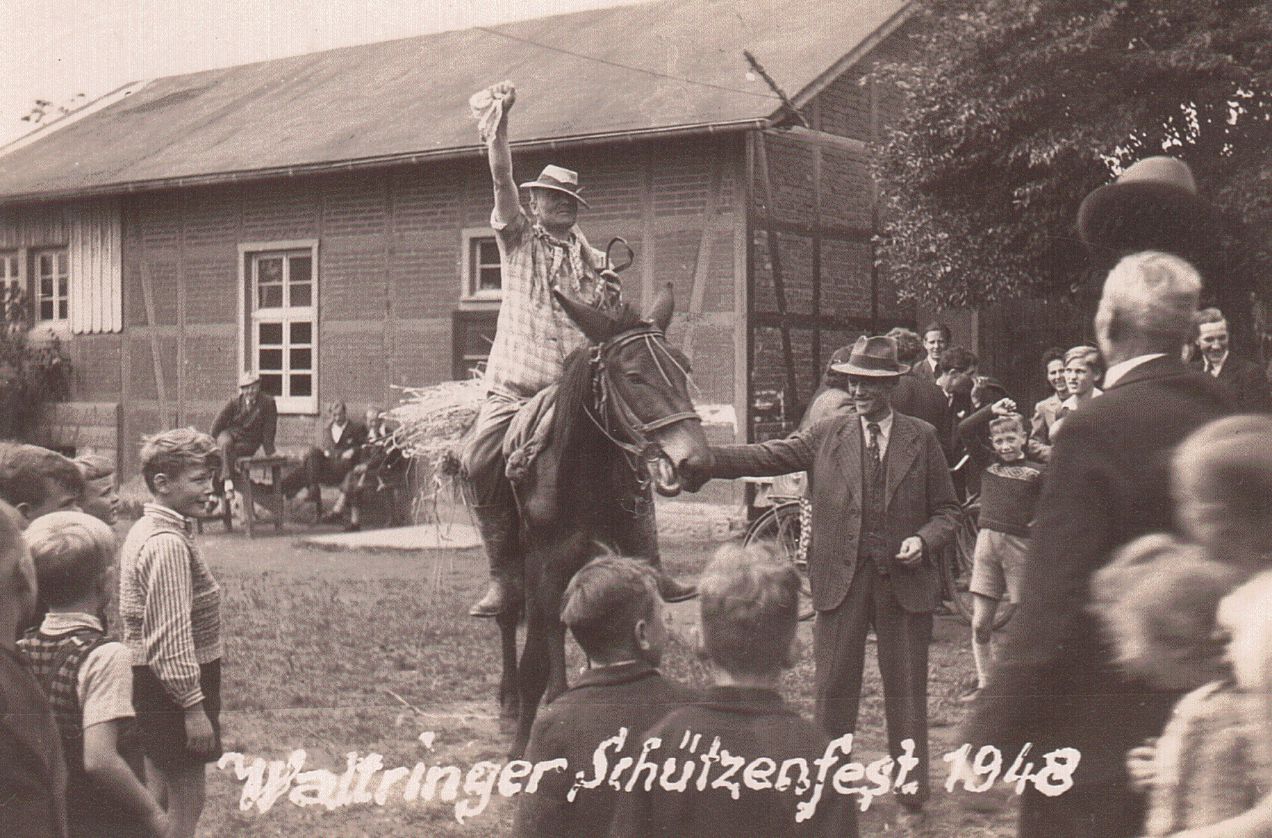 Schützenfest 1948