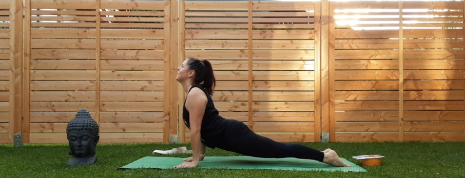 Outdoor Yoga 29.07.2021