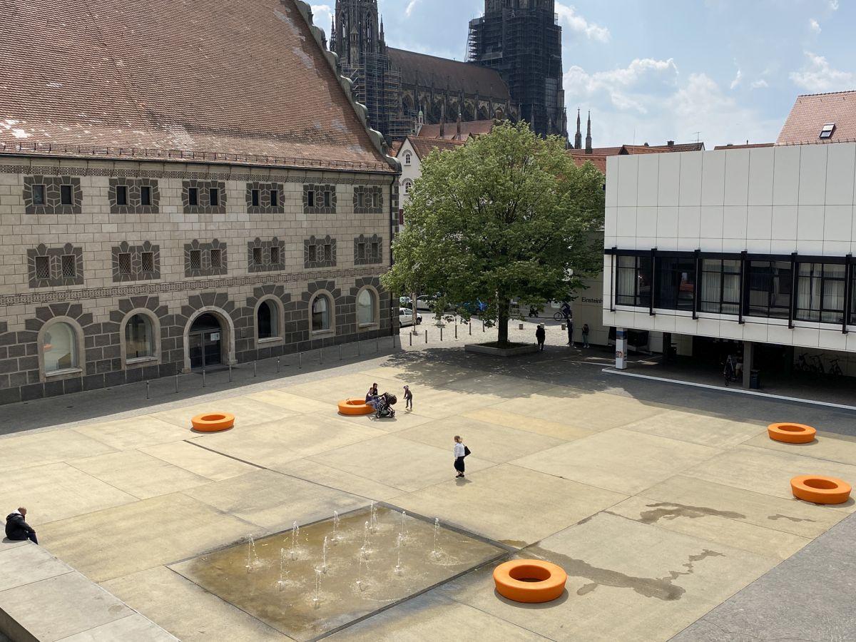 Kornhausplatz, Ulm