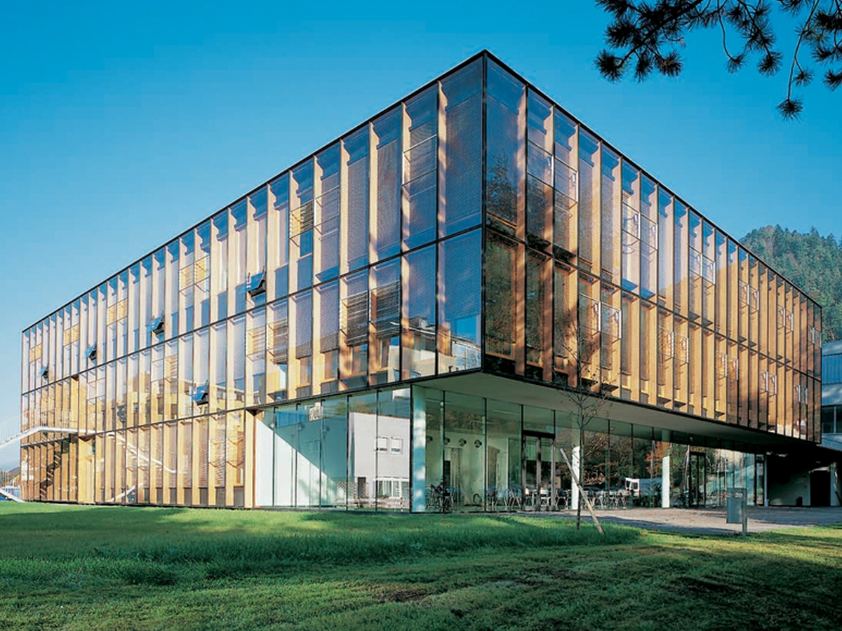 Fachhochschule III, Kufstein - Henke Schreieck Architekten