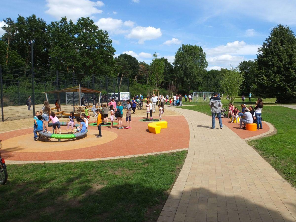 """Stadtteilpark """"Auf der Horst"""", Garbsen"""