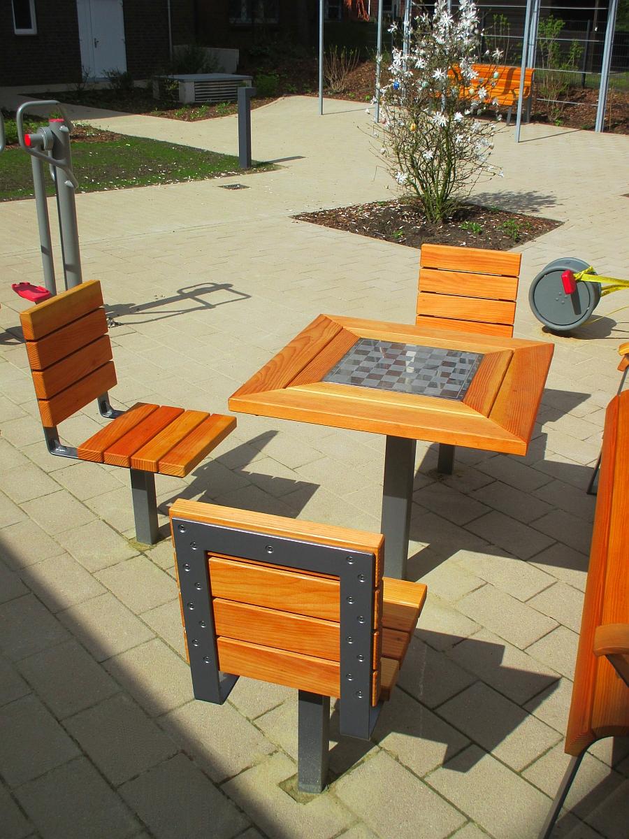 Tisch-/Bank-Kombis