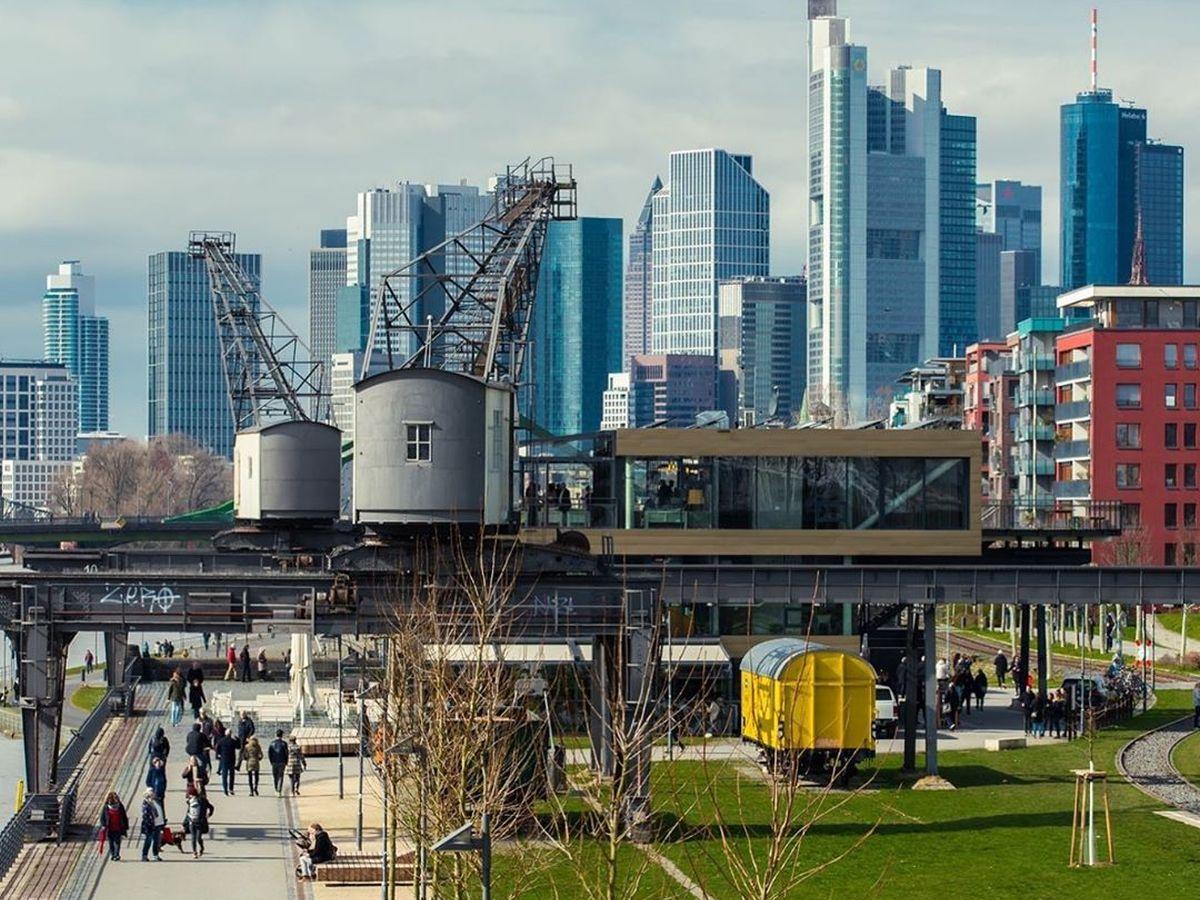 Ruhrorter Werft, Frankfurt (Main) - BIERBAUM.AICHELE.landschaftsarchitekten