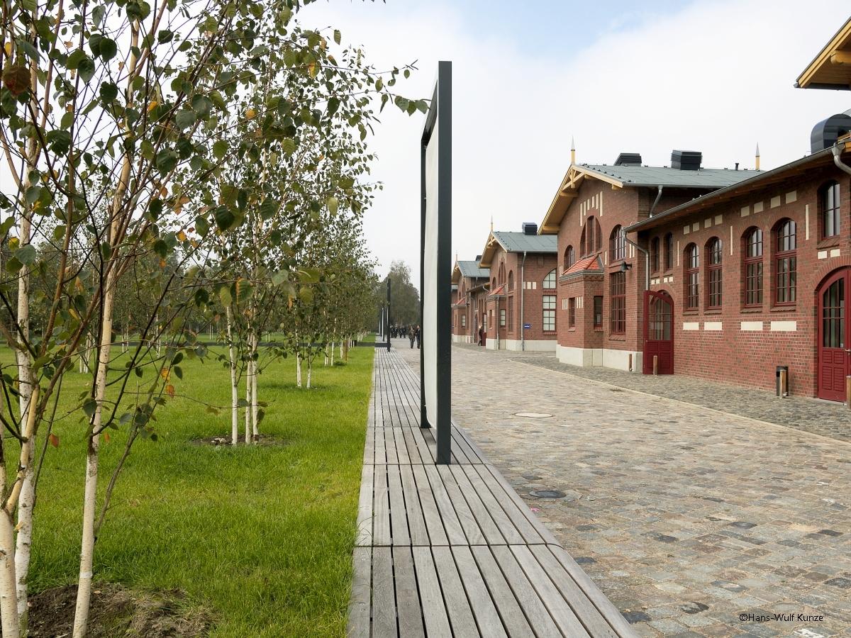 Ballinpark, Hamburg - lohrer.hochrein landschaftsarchitekten