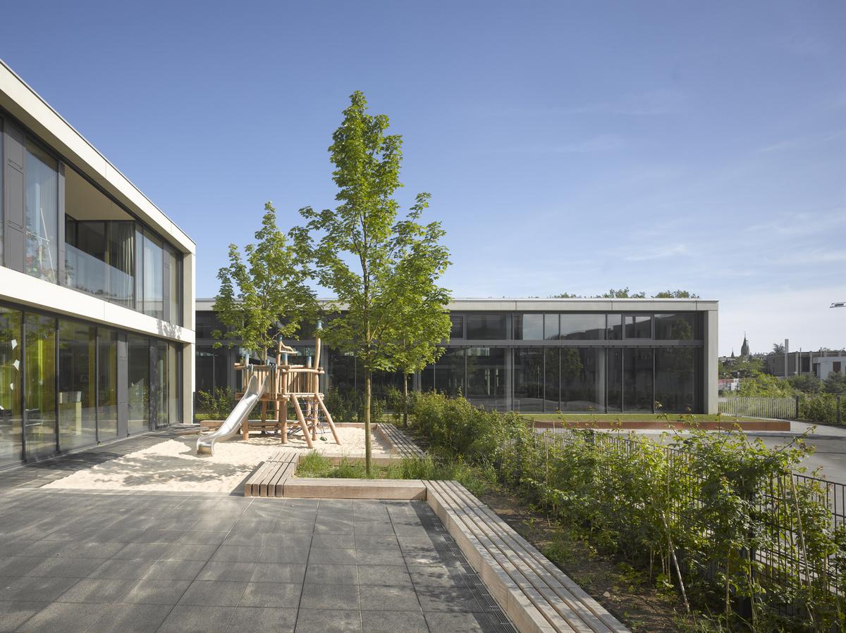 Grund- und Vorschule Esch-sur-Alzette - Auer Weber Architekten BDA