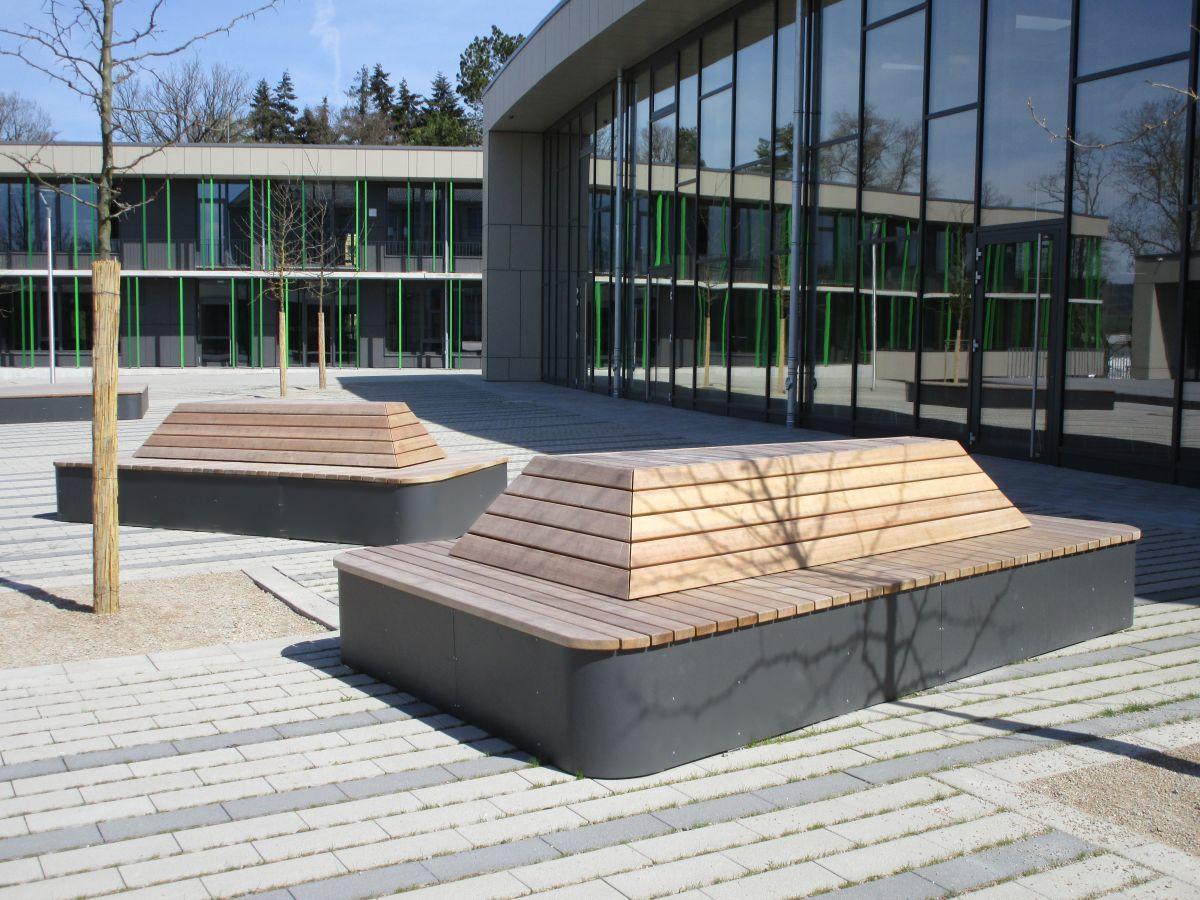 Gesamtschule Melsungen - foundation 5+ landschaftsarchitekten