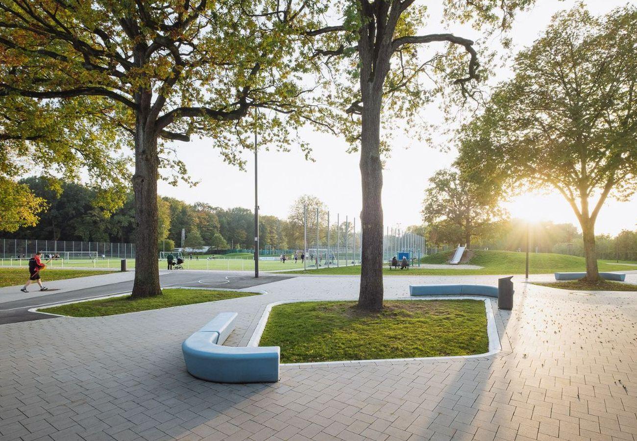 Sport- und Freizeitanlage Herten-Westerholt - Planungsbüro DTP