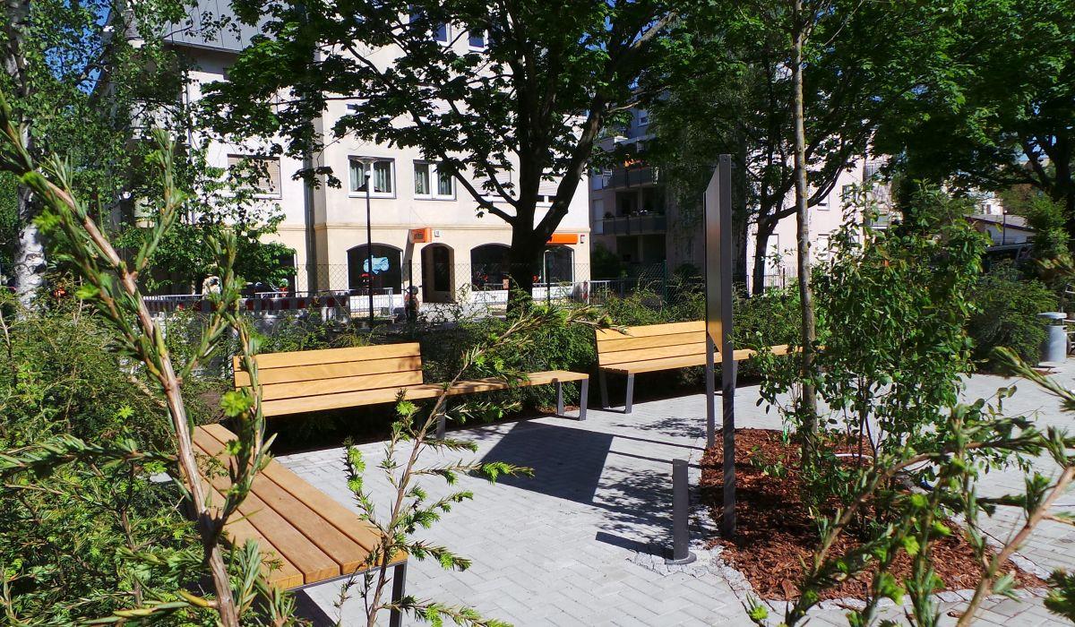 IBB Dresden | Hansel Garten- und Landschaftsbau GmbH