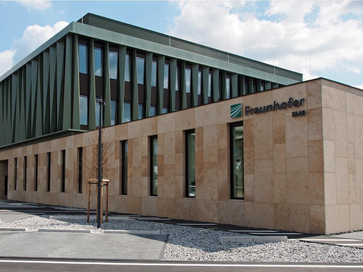 Fraunhofer Institut EMB, Lübeck - ST raum a. Landschaftsarchitekten