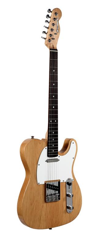 guitare suzuki type tele avec housse et accessoires