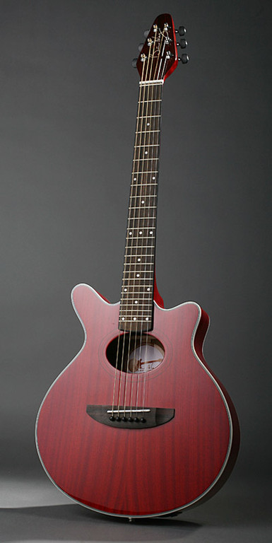 BRIAN MAY ACOUSTIC RHAPSODY RED SPECIAL SIGNATURE