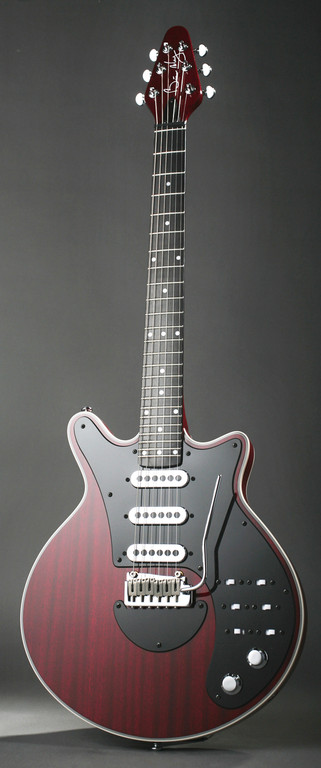 BRIAN MAY RED SPECIAL SIGNATURE